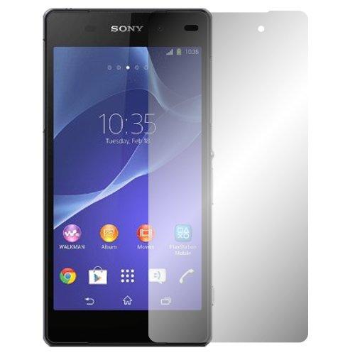 Slabo 4 x Bildschirmschutzfolie für Sony Xperia Z2 Bildschirmfolie Schutzfolie Folie Zubehör Crystal Clear KLAR - unsichtbar MADE IN GERMANY