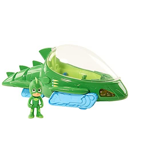 PJ Masks - Deluxe Gekkomovil Fahrzeug (Gekko)