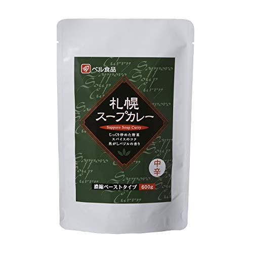 札幌スープカレー中辛600g