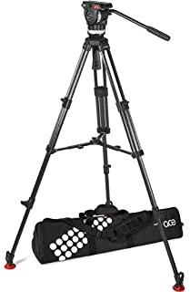 Sachtler Ace XL Tripod System with CF Legs and Mid-Level Spreader (75mm Bowl)