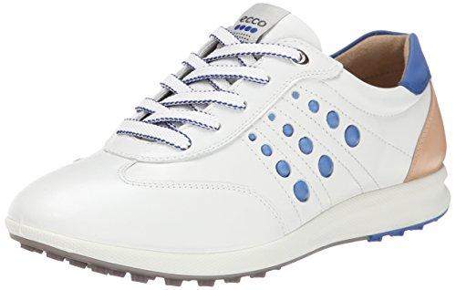 ECCO Street Evo One Luxe-W. - Blanc - Blanc/Bleu, 42/42.5 EU