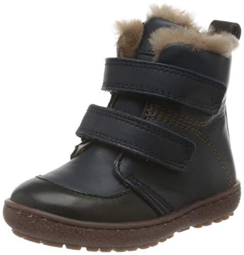 Bisgaard Unisex-Kinder Storm first-step boot, navy, 30