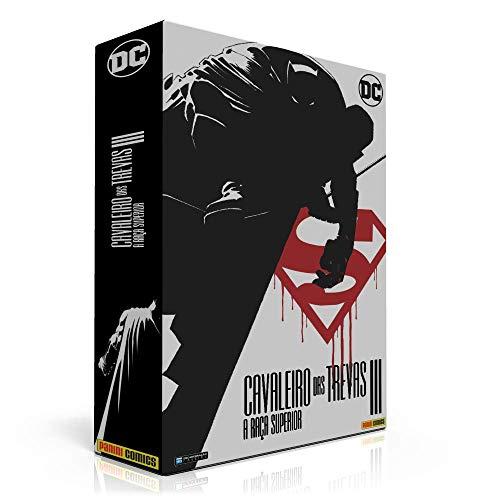 BOX PARA A COLEÇÃO: BATMAN CAVALEIRO DAS TREVAS 3 (SOMENTE A CAIXA)