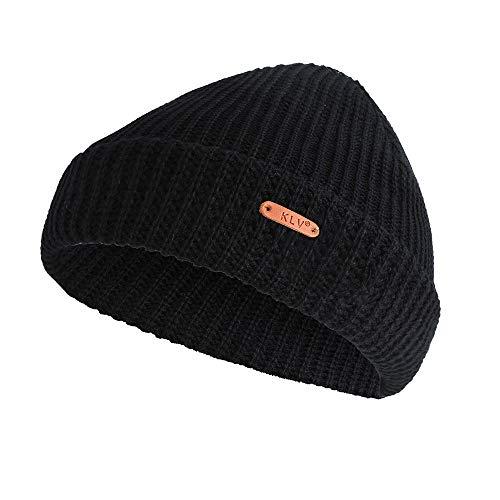 YWLINK Herren Damen Street Classics Unisex Retro Winter Beanie Warm Stricken SchäDel Slouchy Baseball Caps Hut