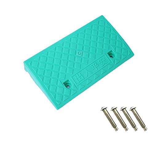 ChenB- Small Tools Rubber Sill Rampen Huishoudelijke duurzame Slope hellingen elektrisch auto-skateboard Utility Vehicle service-hellingen