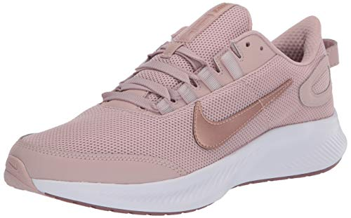 Nike Run All Day 2 Women's Run, STO Talla 44.5 EU Gris (Stone Mauve/MTLC RED)