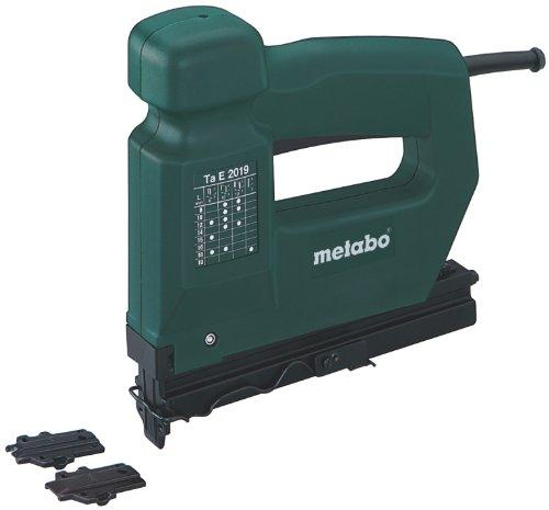 Metabo 6.02019.00 602019000-Grapadora Ta E 2019 Longitud máx. de Grapas 18 mm