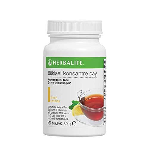 Herbalife Concentrated Herbal Tea - Lemon Flavour (Original) - 50g