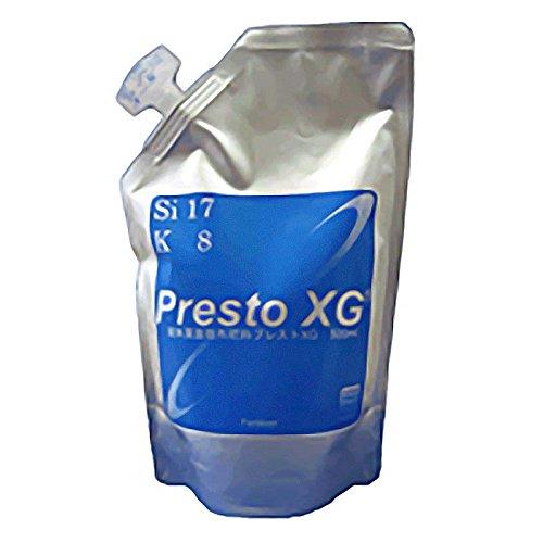 北海道配送不可 Presto XG プレスト10L 液体葉面散布肥料 カリ ケイ酸 液体肥料 銀イオン タ種 代不