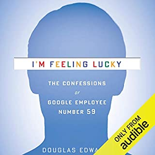 I'm Feeling Lucky  audiobook cover art