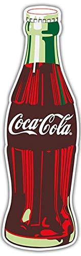 AUTOCOLLANT STICKER ADHESIVES KLEBSTOFFE LIJMEN ADHESIVOS ADHÉSIFS ADESIVI ADESIVO Coca Cola bottle