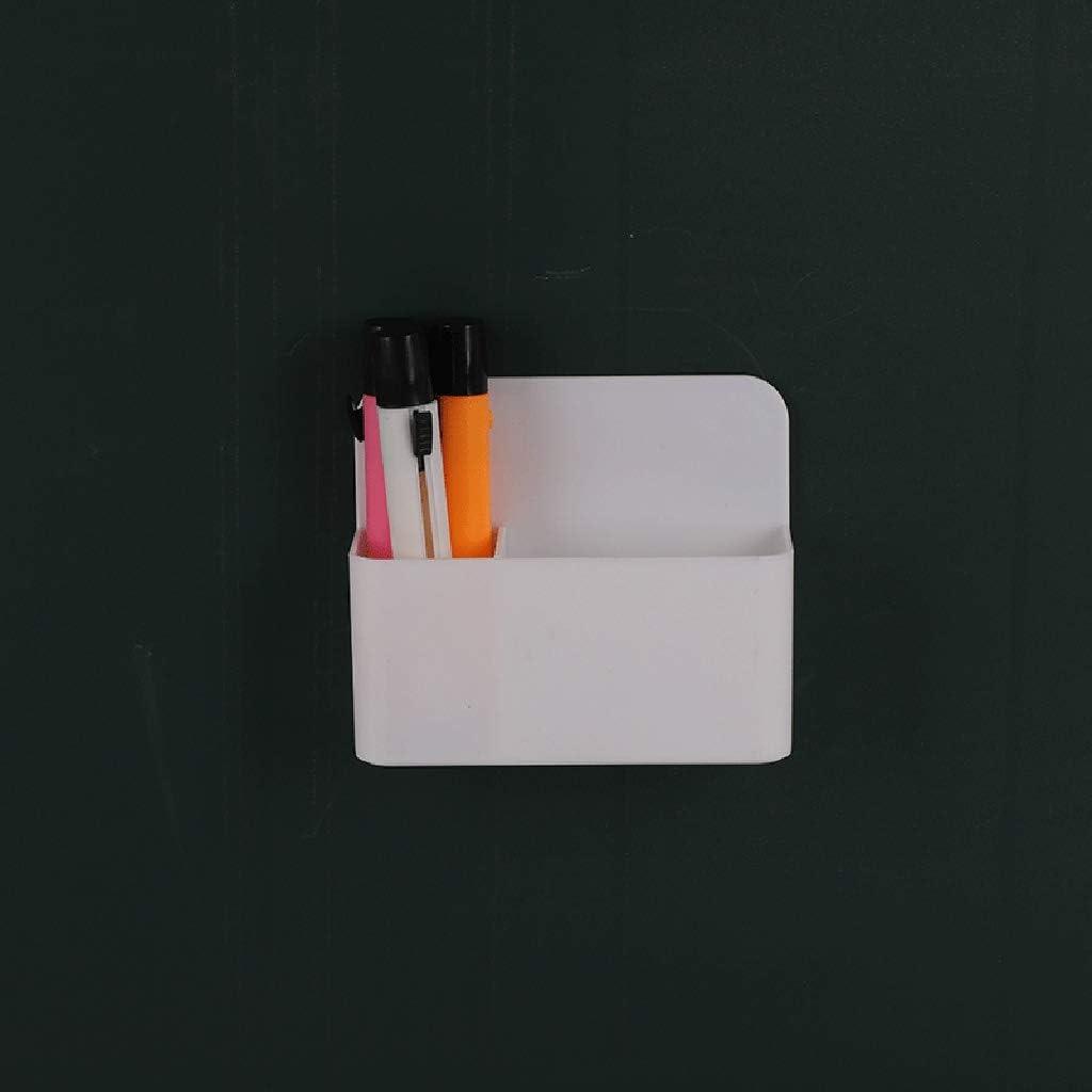 Faguo Tableau Blanc magn/étique marqueurs Crayon Porte-Stylo Organisateur conteneur de Stockage Bureau Fournitures Scolaires Outil