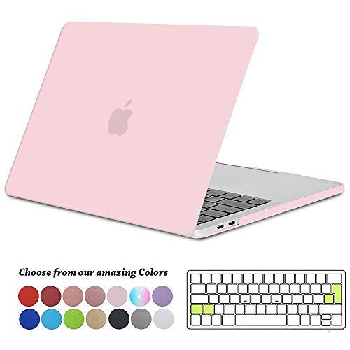 TECOOL Funda para MacBook Pro 13 2016 2017 2018 2019, Plástico Dura Case...