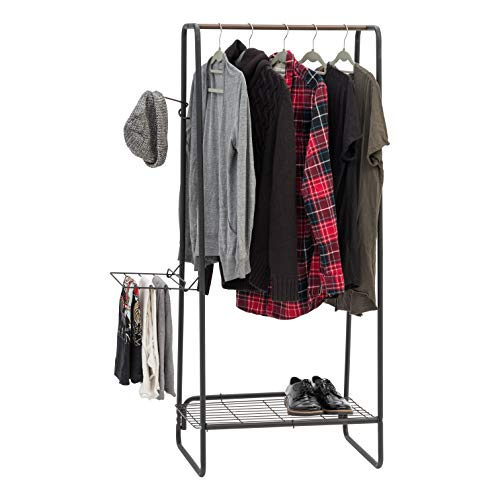 IRIS Metal Garment and Accessories Rack Now $23.32 (Was $38.12)