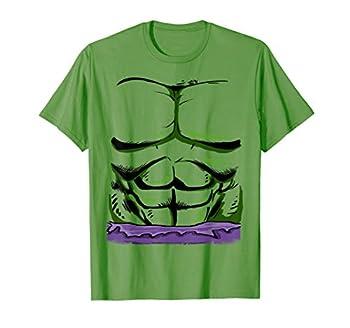 Marvel Incredible Hulk Halloween Costume T-Shirt