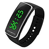 Kids Digital Watches, Boys Girls Waterproof Outdoor Sports Watches, Teenagers Childrens Electronic Digital