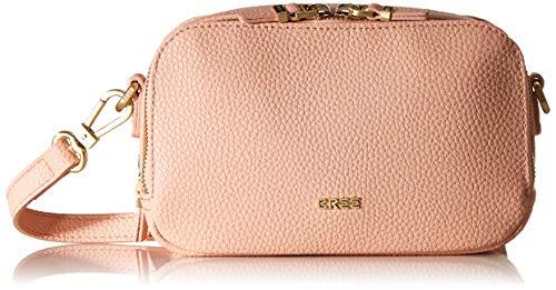 BREE Collection Damen Nieva 3, Cross Shoulder Xs S20 Schultertasche, Rot (Parfait), 7x11.5x19 cm