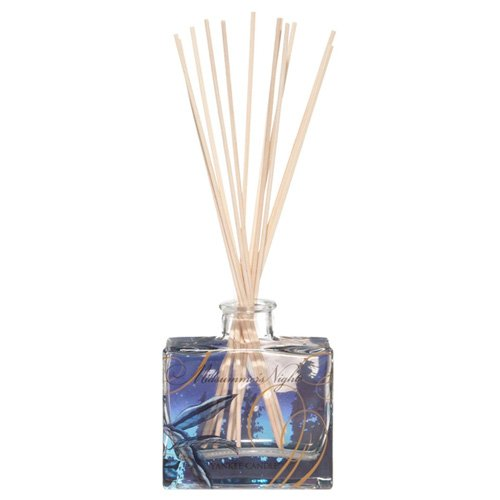 Yankee Candle Midsummer Night Signature Reed Diffuser, Bl