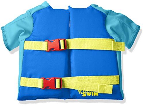 TYR Kids Flotation Shirt, Blue, One Size