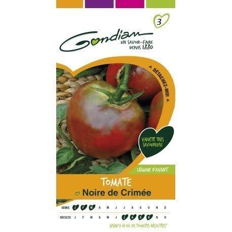 bolsa de semillas Tomate negro de Crimea Gondian