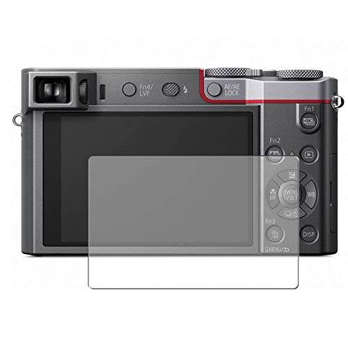 Vaxson - 3 pellicole protettive compatibili con Panasonic Lumix TZ100 LX100, pellicola protettiva in TPU senza bolle [non in vetro temperato]