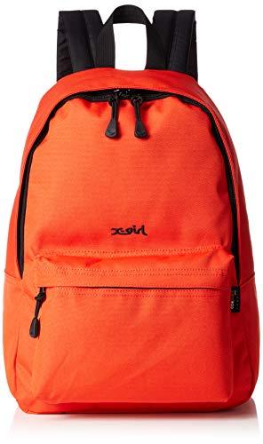 [エックスガール] X-girl DAY PACK 5192051 オレンジ One Size