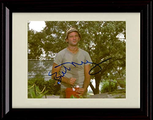 Framed Bill Murray Autograph Replica Print - Caddyshack
