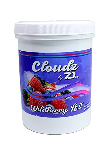 Cloudz by 7Days Wildberry Hill - Dampfsteine Inhalt: 0,50 kg (1kg / 49,80€)