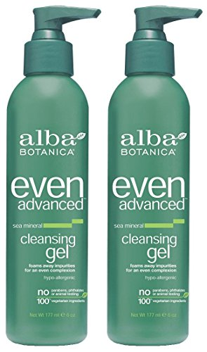 Alba Advanced Sea Mineral Cleansing Gel