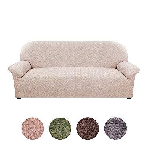 Sofahusse Premium Qualität | Sofabezug aus festem und haltbarem Stoff | Sofaüberwurf für Möbel unterschiedlicher Größe | 1/2/3-Sitze Sofaüberzug | Couchbezug Sofa Hussen Sofa Cover