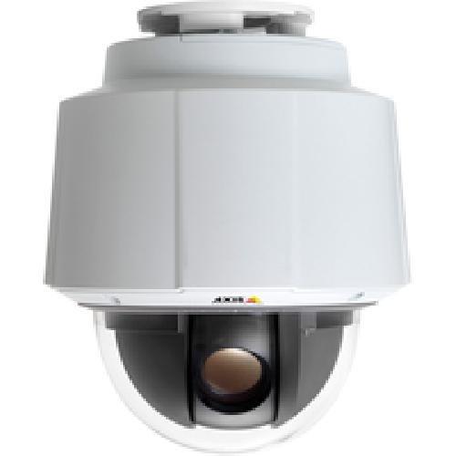 AXIS Q6042 50HZ IP52, PTZ dome camera with 36x Optical Zoom. WDR, EIS. Auto Day/Night functionality/min. Iluminación hacia abajo a 0,5 lux en color y 0,008 en negro/blanco