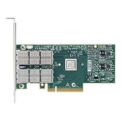 Mellanox ConnectX-3 Pro MCX314A-BCCT PCI Express x8 3.0 X8 ネットワークアダプター (認定整備済み)