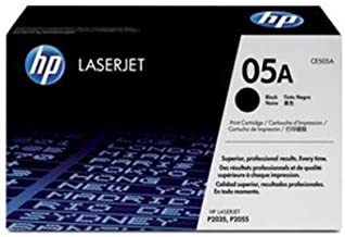 Set Toner cartridge Original HP 2 units Black CE505D / 05A / 300XL for HP PhotoSmart C 4600 Series