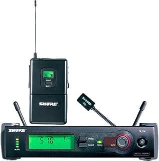 Shure SLX14/93 Lavalier Wireless System, J3