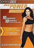 MM10 Power Workout Video by Watch It Now TV, Inc. by Darren Capik