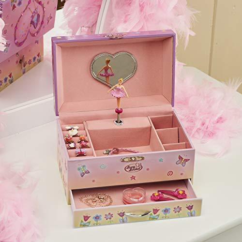 Fee Schmuckkästchen – Rosa Spieluhr für Kinder – Lucy Locket - 4