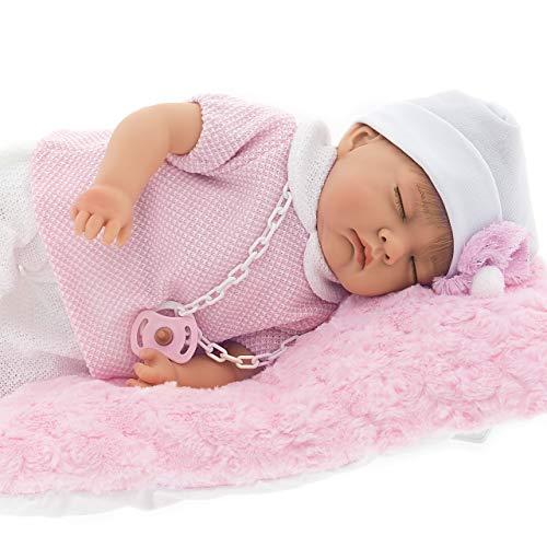 Bebe Reborn-Baby Reborn Bebes Reborn Bebe muñeca Ref 738