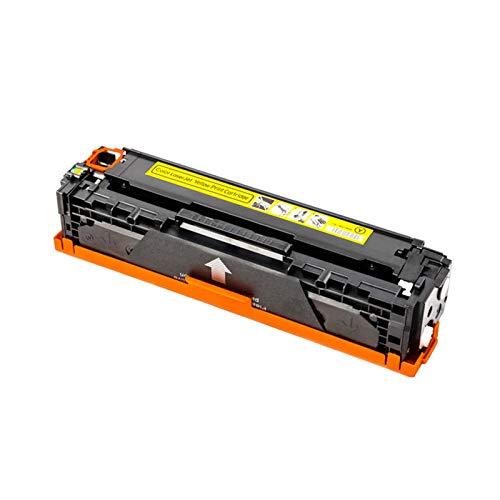 HYYH Sostituzione della Cartuccia del Toner Compatibile per Canon PLC-CRG331 per Canon I-Sensys LBP7100CN LBP7110CW MF628CW 623CN MF8288CW 623CN MF8280CW MF8230CN MF624CW Yellow