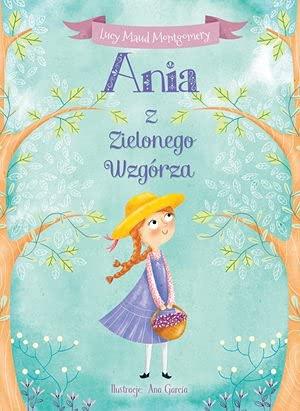 Ania z Zielonego Wzgórza BR