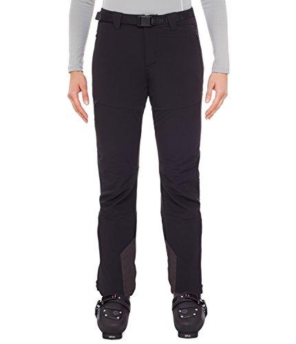 The North Face W Winter Speedcross-EU – Pantalon pour Femme, Noir, Taille 36