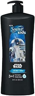 Suave174; Kids Star Wars Coconut Force 3in1 Shampoo Conditioner + Body Wash - 28oz