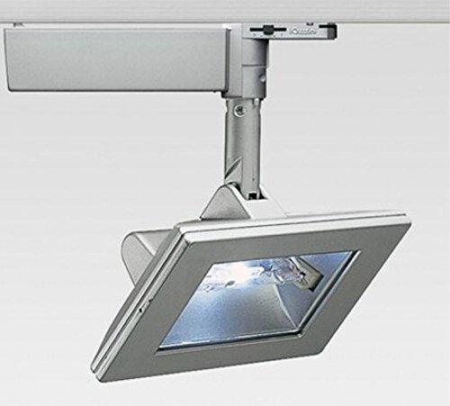 Iguzzini Parallel 4817 proiettore per interni ad alogenuri metallici 150W grigio