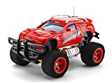Lutema Tracer Overlord 4CH Remote Control Truck, Red