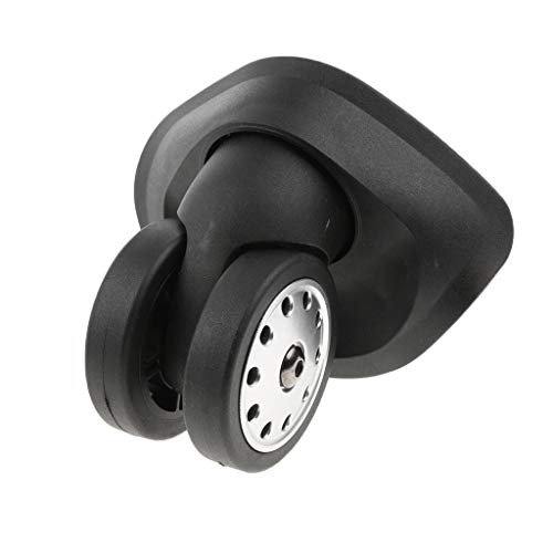 B Blesiya A88 Porous Wheel Suitcase Luggage Replacement Casters for Travel Bags Size L - Large