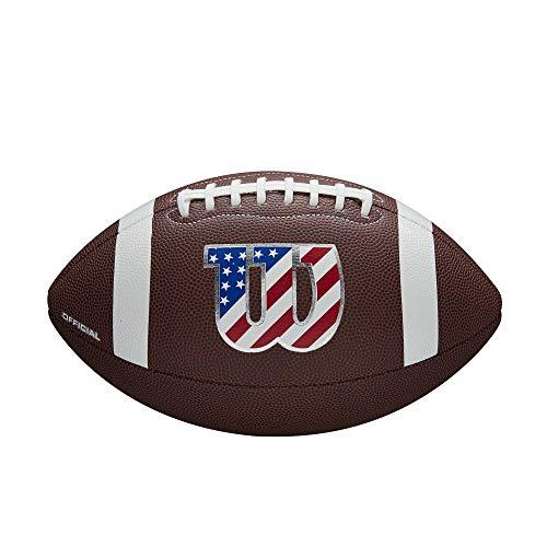 Wilson NFL Legend Football – USA, offizielle Größe