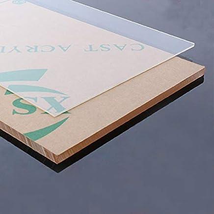Amazon com: acrylic sheet - Metric: Industrial & Scientific