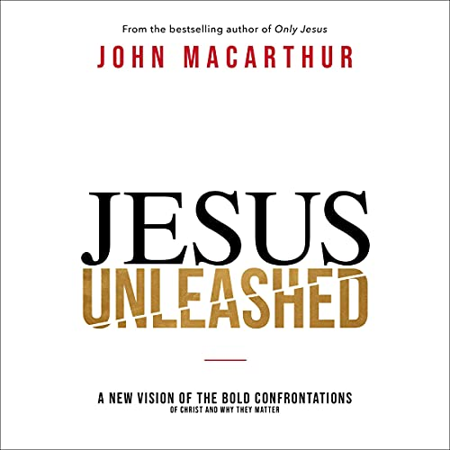 Jesus Unleashed cover art