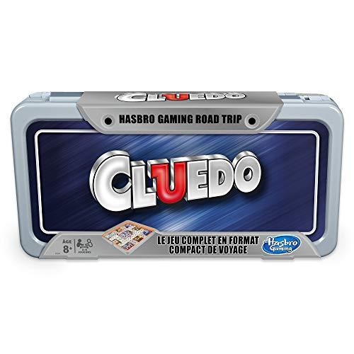 Cluedo Cluedo Road Trip - Juego de Mesa (versión Francesa)