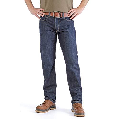 Carhartt .100067.487.s412Straight Leg Jeans, Gr. W34/L32, Verwitterte Indigo