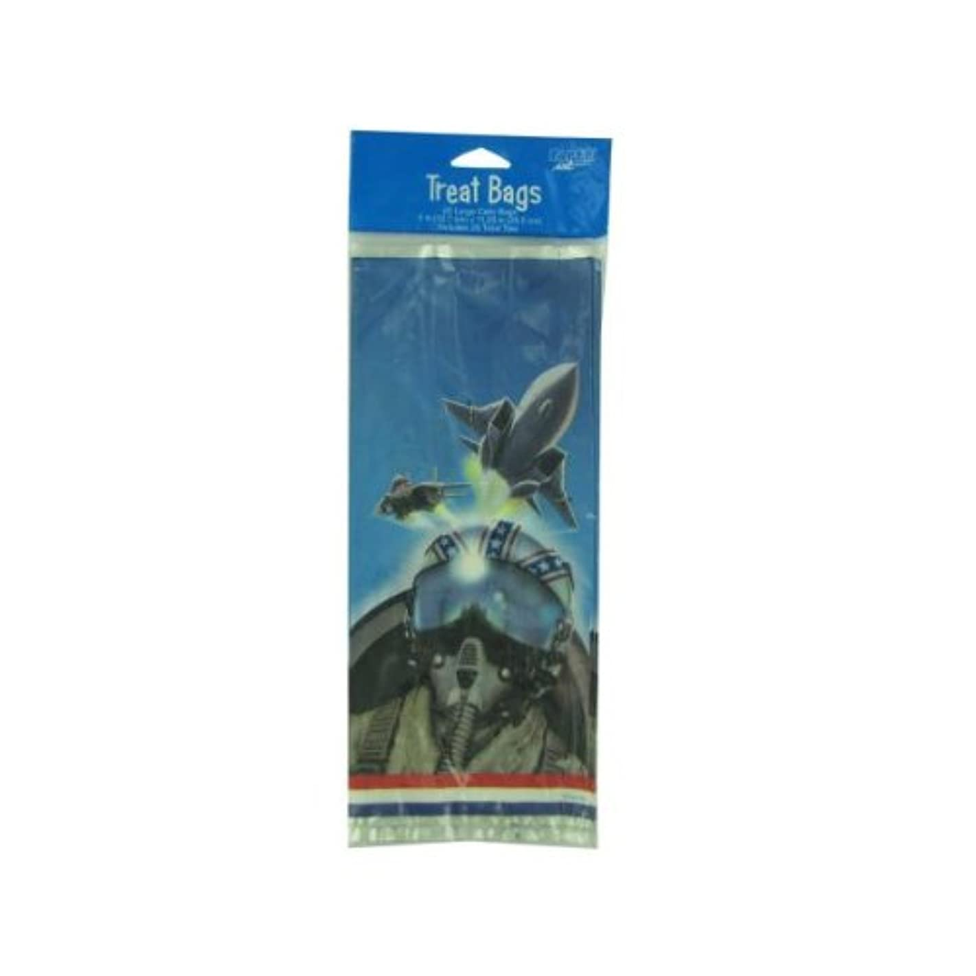 Fighter Pilot Treat Bags, Package Of 20